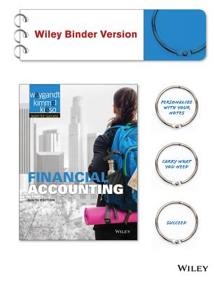 Financial Accounting By Weygandt, Jerry J.